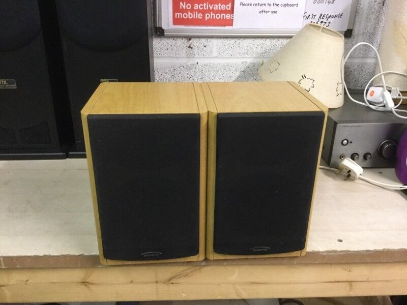 NOW SOLD Celestian F1 speakers