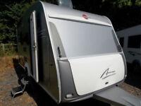 Burstner Averso Plus 440 TK 2012 6 Berth Lightweight & Compact Touring Caravan