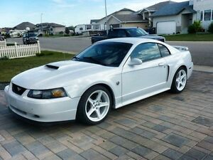 2004 Ford Mustang GT TWIN TURBO Coupe (2 door)