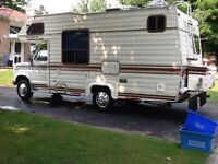 1987 travelaire motorhome for sale