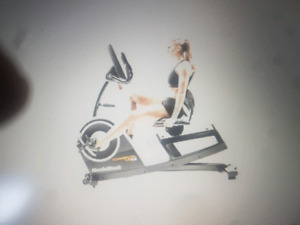 ISO RECLINING EXCERCISE BIKE