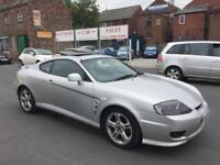06 Hyundai Coupe 2-0 SE Manual~Lavish & Exciting Sports £999 p/ex offers deliver