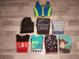 Children Boy Bundle Clothes 4-5 year.