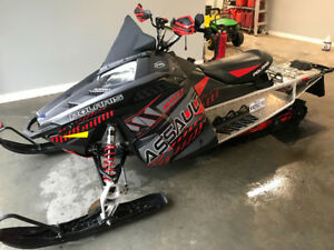 Motoneige polaris 800 Assault