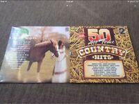 "Vinyl 12"" Country Music LP's £3 EACH"