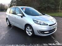 2012 RENAULT SCENIC 1.5 GRAND DYNAMIQUE TOMTOM ENERGY DCI S/S 5D 110 BHP DIESEL