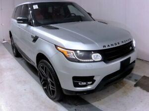 2015 Land Rover Range Rover Sport V8 SC DYNAMIC  Navigation Back