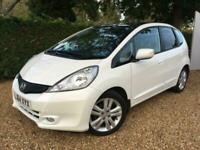 2014 Honda Jazz 1.4 i-VTEC EX 5dr CVT HATCHBACK Petrol Automatic