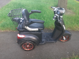 Veleco mobility scooter