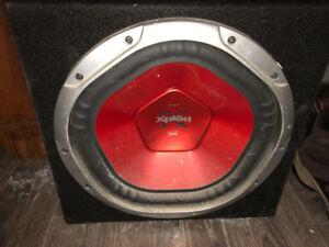 Haut-parleur XPlod 600 w