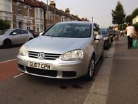 VW GOLF AUTO, 72000 MILES, 01 FORMER KEEPER.