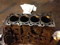 Mercedes sprinter 311 2.1 block and reground crank