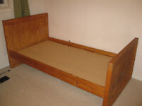 Crate Designs single bed