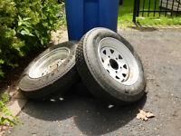 pneux pour remorque