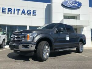 2018 Ford F-150 XLTREMOTE START ! NAVIGATION ! TOW PACKAGE ! CHR