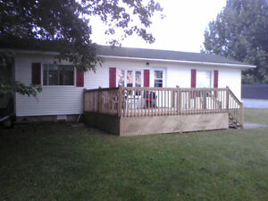 Cottage for rent on the lake, weekly
