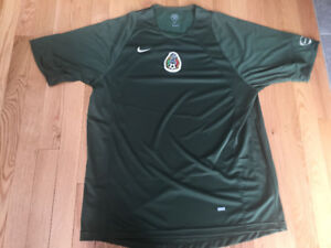 Official Soccer Jersey: Brazil, Mexico, Spain