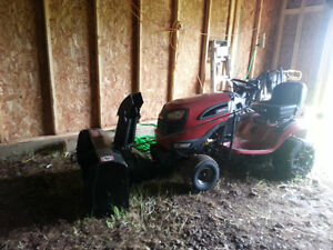 craftsman 24 hp lawn tractor manual