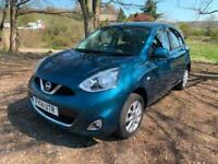 2014 Nissan Micra 1.2 Acenta 5dr // £30.00 YEAR TAX // HATCHBACK Petrol Manual