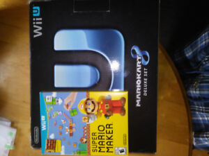 Wii u perfect condition with mario maker plus