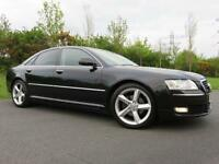 Audi A8 3.0TDI ** QUATTRO SPORT 233 BHP ** HUGE SPEC & 1 OWNER FROM NEW