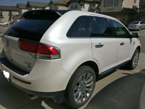 2013 Lincoln MKX, AWD, No GST........