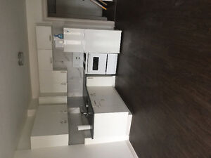 Bachelor apartment for rent on Hunter Street W
