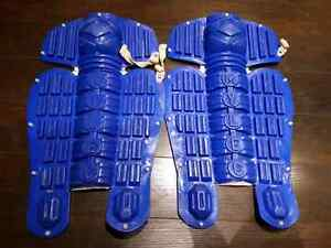 Ball Hockey Skin pads