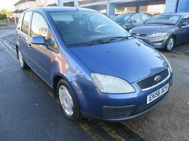2006 Ford Focus C-Max 1.6 16v Style 5dr
