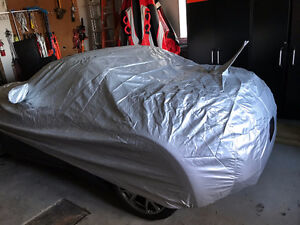deluxe cover for Nissan 370 Z 2010 Convetible