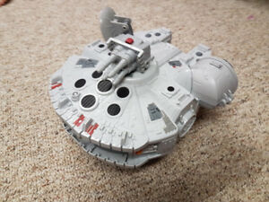 Star Wars Falcon Space Ship