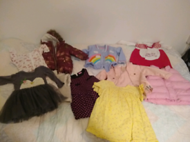 Baby girl clothes ❤️