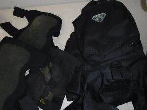Paintball Vest and Pads  for sale Gorilla Brand  for sale