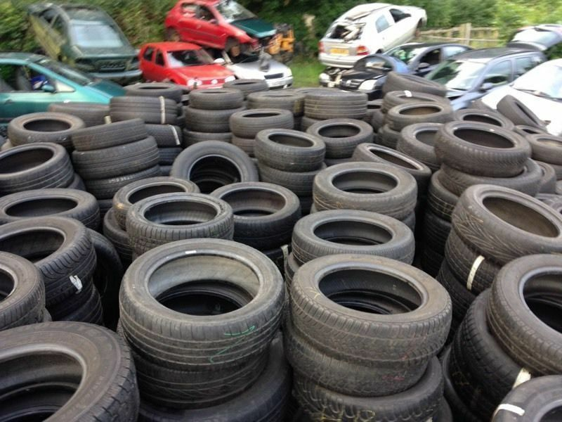 Part worn and new tyres lots of stock clearance stock