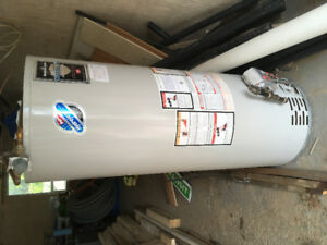 50 Gallon Gas Hot Water Tank - 2012