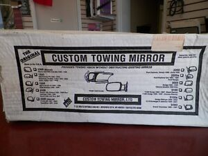 Custom Tow Mirror GM S-10,S-15 1994-1998