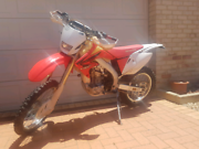 CRF 450X 2010 Two Rocks Wanneroo Area Preview