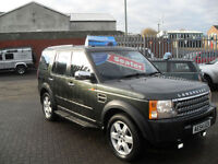Land Rover Discovery 3 2.7TD V6 ( 7st ) auto 2005 7 SEATER