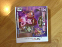 MONSTER HIGH! 13 WISHES! MAKE AN OFFER 3DS