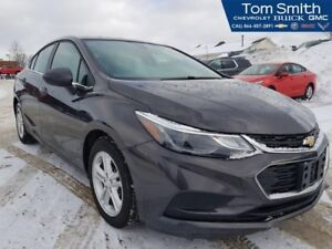 2017 Chevrolet Cruze LT  HEATED SEATS - REAR CAMERA - BLUETOOTH
