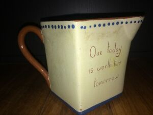 Motto Ware England Milk Jug West Island Greater Montréal image 2
