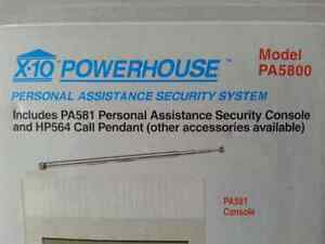 Personal assistance security system