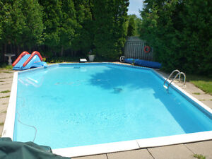 Large family home in Bronte with a pool! South Oakville!!