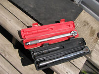 UNITOOL TORQUE  WRENCHES