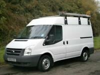 2010 Ford Transit T280 SWB SEMI HIGH ROOF, READY FOR WORK, FINANCE??