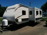 roullotes kingsport 26 pied