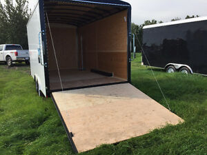 2016 TNT 8.5x16ft Enclosed Trailer w/12'' Extended Height $8999 Edmonton Edmonton Area image 6