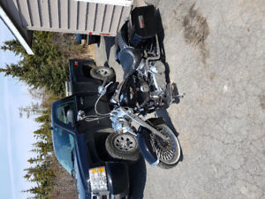 2007 Harley Davidson softail deluxe MOVING MUST GO!