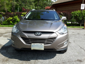 2013 Hyundai Tucson GLS ***VERY LOW KMS! QUICK SALE!!!***