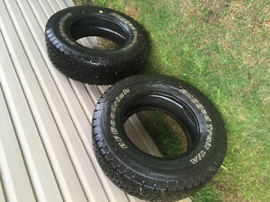 Brand new condition truck tires